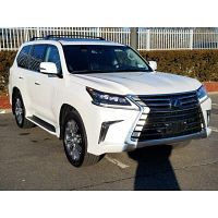 Lexus Lx 570 Used 2016 Full Option For Sale